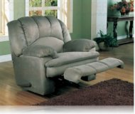 Braintree Smoke Recliner