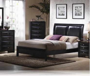 Briana 5 Pc. Queen Bedroom Platform Set