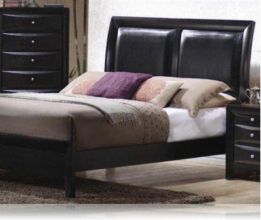 Briana Cal. King Bedroom Platform Bed