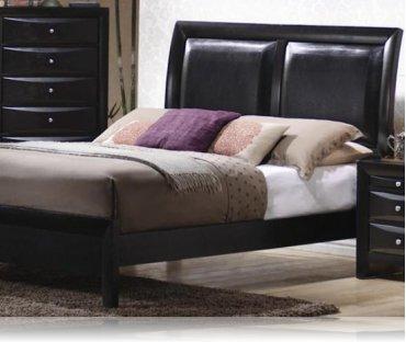 Briana King Bedroom Platform Bed