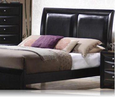 Briana Queen Bedroom Platform Bed