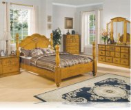 Brooke KE 5Pc. King Bedroom Set