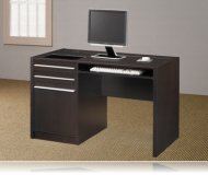 Capuccino Contemporary Computer Desk