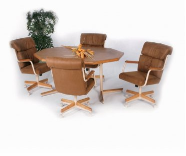 Casual Clip 5 Pc Home Office Set