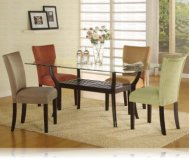 Cross 5 Piece Dining Set