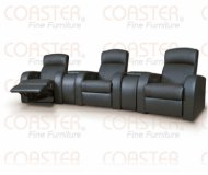 Cyrus 3+2 Home Theater Recliner/Wedges