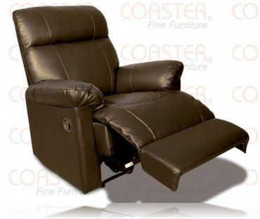 Daventry Taupe Recliner