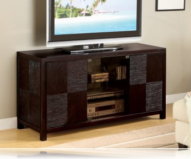 Deep Cappuccino TV Stand