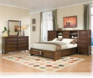 Dominic KE 5 Pc. King Storage Bedroom Set