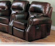 Executive 1 Home Theater Recliner Extention