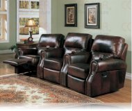 Executive 3 Home Theater Recliner