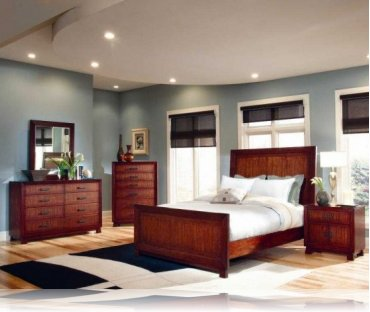 Garrett 5 Pc. Queen Bedroom Set