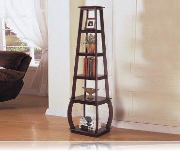 Home Office Corner Shelf