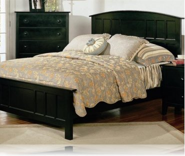 Hudson King Bedroom Bed