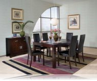 Inlay 5 Piece Dining Set
