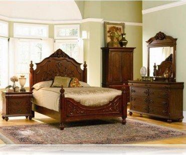 Isabella KE 5 Pc. King Bedroom Set