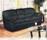 Ivana Leather Sofa