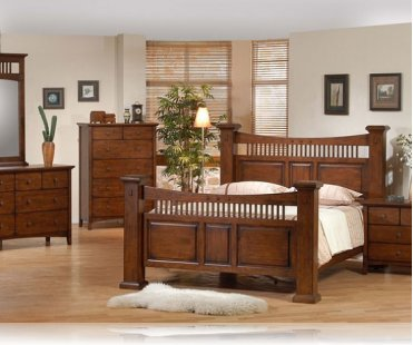 Jackson City 5 Pc. Queen Bedroom Set
