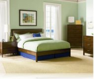 Jocelyn 5 Pc. Queen Pltform Bedroom Set