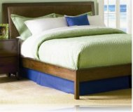Jocelyn King Platform Bedroom Bed