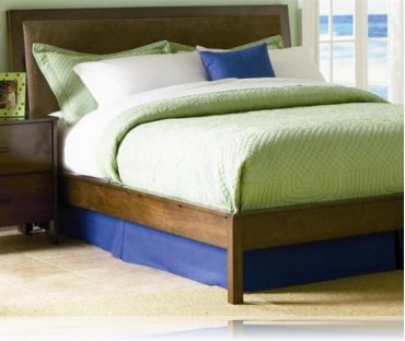 Jocelyn Queen Platform Bedroom Bed