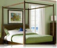 Jocelyn Queen Poster Bedroom Bed