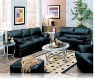 Lavinia Leather Sofa + Love Seat