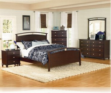 Lisa KE 5 Pc. King Bedroom Set