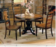 Longoria 5 Pc. Dining Set Round Table