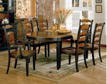 Longoria 7 Pc. Dining Set Oval Table