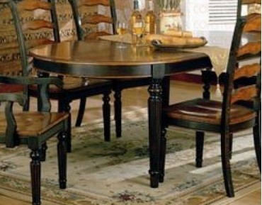 Longoria Dining Oval Table