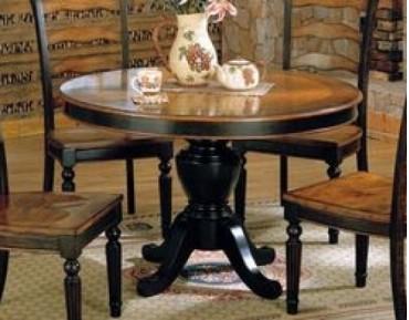 Longoria Dining Round Table