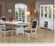 Madison 7 Pc. Dining Set + China