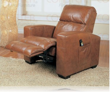 Massage Brown Recliner Chair