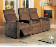Matlnee Micro 3 Home Theater Recliner