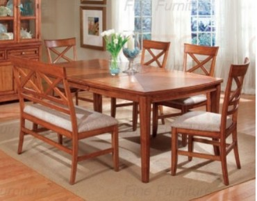 Metropolitan 6 Pc. Dining Set