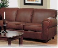 Monterey Leather Sofa