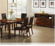 Newark 5 Pc Dining Set
