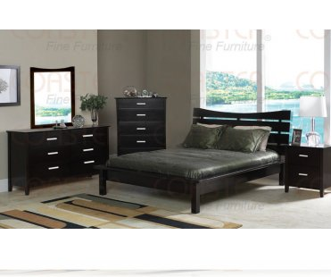 Newport 5 Pc. Queen Bedroom Set