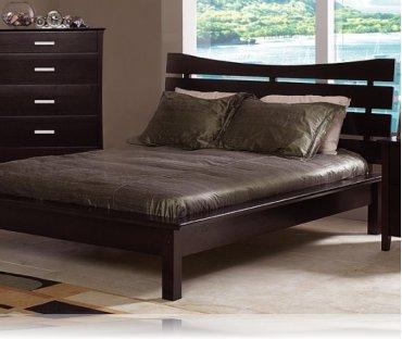 Newport Queen Bedroom Platform Bed
