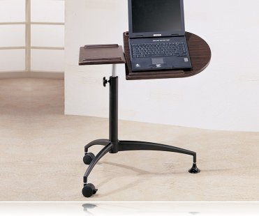 Post Laptop Stand Desk