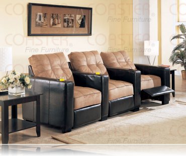 Premiere 3 Home Theater Recliner