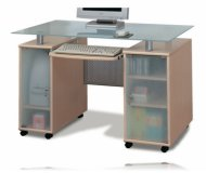 Prineville Computer Desk in Natural
