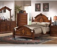 Richardson KE 5 Pc. King Bedroom Set