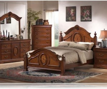 Richardson KE 5 Pc. King Bedroom Set