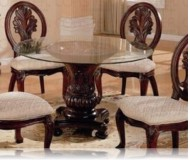 Rother Cherry Dining Table