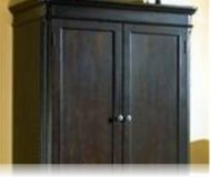 Sahara Bedroom TV Armoire