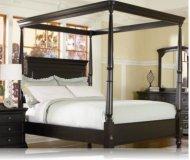 Sahara King Bedroom Post Bed