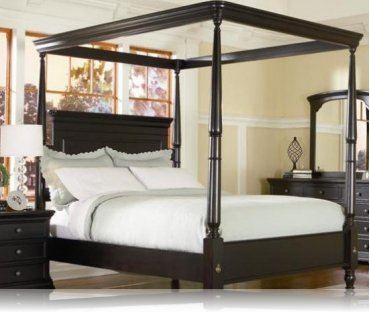 Sahara King Bedroom Post Bed