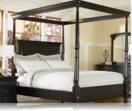 Sahara Queen Bedroom Post Bed